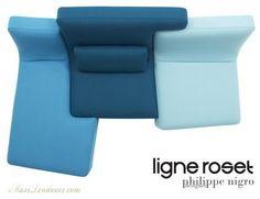 Ligne Roset Confluences by Philippe Nigro : Canape Modulable