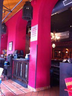 Cafe Frida.  Neighborhood: Upper West Side
