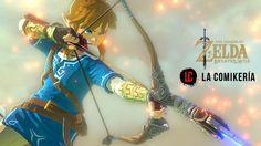 Nintendo nos regala 40 min de The Legend of Zelda: Breath of the Wild