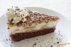 lahůdkový dortík na způsob tiramisu