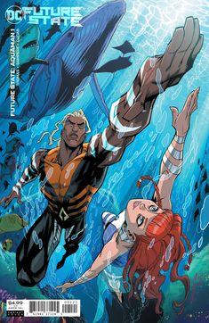 Future State: Aquaman #1B