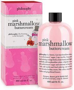 Philosophy shower gel - pink marshmellow buttercream Philosophy