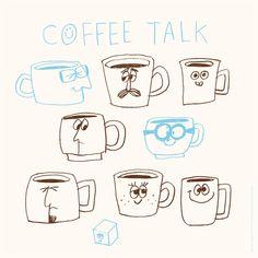 Drawing Wonder • さえない天気なので 苦いやつですっきりと。 ほんとはシュワシュワした キンキンなのを希望(笑)。 Kawaii Drawings, Doodle Drawings, Character Illustration, Illustration Art, Print Design, Logo Design, Art N Craft, Album Book, Coffee Art