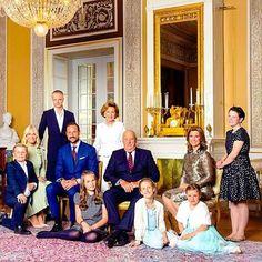 """244 Me gusta, 6 comentarios - Royal children of Europe 👦👧👑 (@royalchildren_europe) en Instagram: """"Prince Sverre Magnus (11 years old) of Norway , Crown Princess Mette-Marit of Norway , Marius Borg…"""""""
