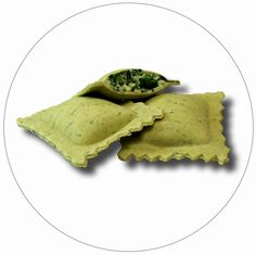Yummy Ohio City Pasta Ravioli. These babies can be prepared in 5min! Add a little garlic and olive oil....done. SPINACH AND CHEESE IN SPINACH PASTA Spinach is blended with our four cheese filling and stuffed in spinach pasta. #buylocal #ravioli — with Ohio City Pasta at West Side Market.