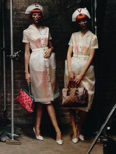 by klein Louis Vuitton Spring 2008 Ready-to-Wear Collection