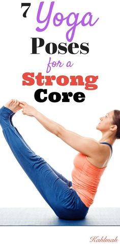 Yoga for a Strong Core