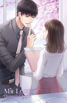 I can't tell you what the secret is Cool Anime Guys, Handsome Anime Guys, Manga Couple, Anime Love Couple, Anime Couples Drawings, Anime Couples Manga, Anime Harem, Persona Anime, Desenhos Love