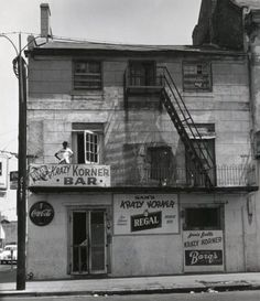Vintage photos of New Orleans bars: another round   NOLA.com