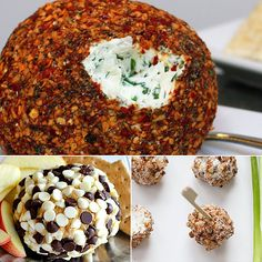 5 Cheese Ball Recipes you have to try!
