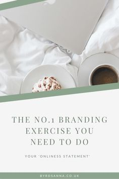 For anyone currently building a brand, or any small business owner, do the 'Onliness Statement' exercise. It's a great way to tap into the core message of your brand, and find your positioning statement | #brandingtips #brandtips #smallbusinesstips #smallbiztips