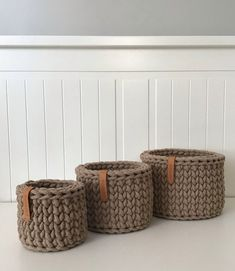 Katoenen manden set van 3 katoenen manden voor artikelen | Etsy Handmade Home Decor, Etsy Handmade, Handmade Gifts, Large Baskets, Wicker Baskets, Etsy Crafts, Home Crafts, Cotton Box, Simple Rules