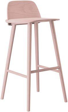 Nerd Barhocker / H Sitzfläche 75 cm
