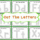 This letter activity is a must for kids developing their fine motor skills. Perfect for toddlers, preschoolers, Pre-K, Kindergarten, or Special Edu...
