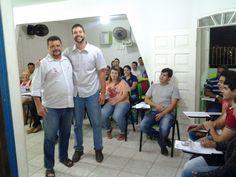PROF. FÁBIO MADRUGA: TURMA DE TERÇA 04-11-2014 AULA COM MONITOR JORGE M...