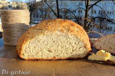 Di gotuje: Szybki chleb kubański (pszenny, gotowy w godzinę)