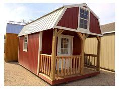 10 x 16 160 Square Feet Lofted Cabin Lofted Barn Cabin, Shed Cabin, Tiny House Cabin, Tiny House Trailer Plans, Tiny House Plans, Bar Shed, Recycled House, Tiny House Storage, Tiny House Listings