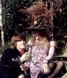 cynthia lennon | Cynthia Lennon era por aquel entonces la pareja de Lennon. Más tarde ...