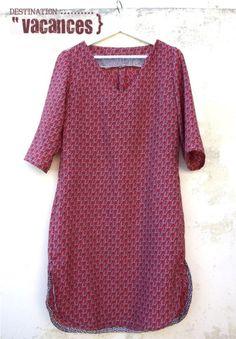 Brise dress by La Maison Victor. More DIY fashion inspiration: www.lamaisonvictor.com