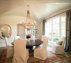 Dining Room. French Dining Room. #French #DiningRoom