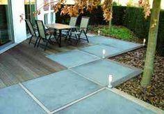 Terrassenplatten, Großformatplatten, Terrasse, KANN Baustoffwerke, Terrassensteine, KANN Megategel, Terrassenbelag, großformatige Platten