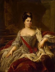 Catherine I of Russia - Peter the Great's Wife and the Tsarina