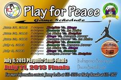 Play for Peace Tournament