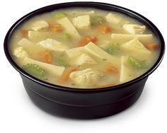 Copycat Chick-Fil-A Chicken Noodle Soup