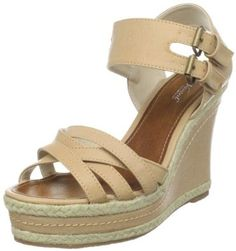 Wanted Shoes Women'S Sunshine Wedge Sandal,$51.85 - $69.99