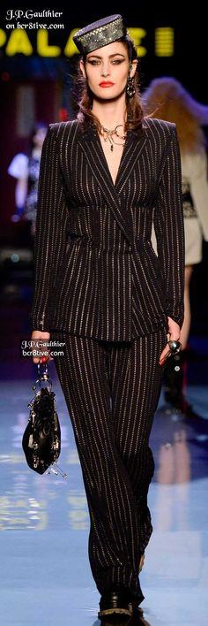 Jean Paul Gaultier Spring 2016 #HauteCouture
