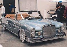 Mercedes Benz Coupe, Custom Mercedes, Old Mercedes, Classic Mercedes, Mercedes Benz Cars, Classy Cars, Sweet Cars, Custom Cars, Dream Cars