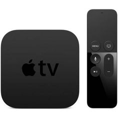 "A Apple TV, finally. Apple plans on introducing a fifth-generation Apple TV later this year. Internally codenamed the new set-top box ""will be capable of streaming ultra-high-definition … Apple Watch, Apple Tv 4, Apple New, Buy Apple, Apple Live, Tech Gifts For Men, Cool Tech Gifts, Ipad Pro, Internet Of Things"