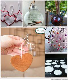 Easy Homemade Ornaments