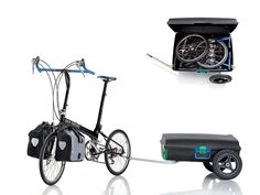 Bike Friday, unpack your suitcase and ride from the airpot