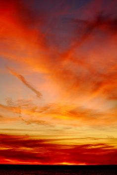 This image displays mostly analogous color harmony because of the different shades of red, orange, yellow, and pink which are all close to each other on the color wheel. Orange Aesthetic, Sky Aesthetic, Aesthetic Colors, Aesthetic Pictures, Orange Sky, Purple Sky, Orange Yellow, Orange Wallpaper, Of Wallpaper