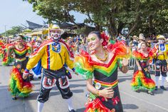 Barranquilla Carnival, Colombia jigsaw puzzle in People puzzles on TheJigsawPuzzles.com
