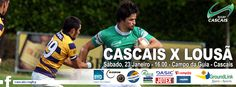 JOGOS FIM DE SEMANA 23 E 24 JANEIRO - Cascais Rugby