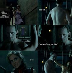True blood. Eric Northman