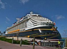 Fantasy Cruise - the newest creation by Disney!  #disney #tmomdisney #kids #familytravel