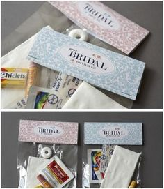 Cu-uute Bridal Party/Shower Gifts