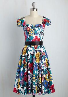 Just One of Those Flings Dress
