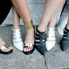 We've got our party feet on!   Shop new shoes in stores and online now: www.shakuhachi.net