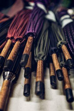 Francesco Maglia, Handmade Umbrellas in Milan