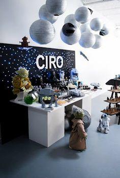 Star Wars #dulce design