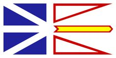 Newfoundland and Labrador is the easternmost province of Canada. Situated in the country's Atlantic region, it incorporates the island of Newfoundland and mainland Labrador to the northwest, with a combined area of square kilometres. Newfoundland Flag, Newfoundland Island, Newfoundland And Labrador, Newfoundland Recipes, Gros Morne, Terra Nova, I Am Canadian, Canadian Flags, Norte