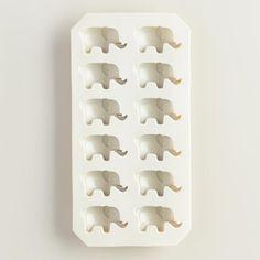 Elephant Ice Cube Tray