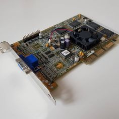 Asus v6600, the first geforce. With geforce256 gpu and 32m sdr ram. Early version, it is manufactured in 1999. Video Card, The One, Pure Products, Retro, World, Cards, Instagram, The World, Maps