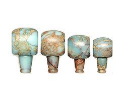 1 x 14 mm Shoushan steen goeroe kralen W / toren natuurlijke ronde kralen minerale Rock Gemstone losse kralen