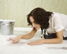 Carpeting requires a more thorough cleaning than a vacuum every so often, as a vacuum only lifts dirt from the surface and does not disinfect or reach deep into the fibers of the carpeting. Commercial carpet shampoos and rug cleaning products are high-priced and contain chemical ingredients that many people do not want to use in their homes. You...