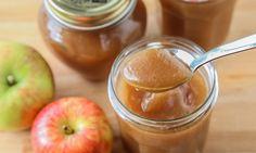 Skal du konservere epler? Eplesmør er karamellisert eplemos som tar vare på eplene helt til neste eplesesong – minst!